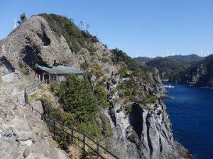 石廊崎・石室神社