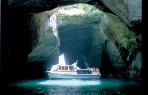 堂ヶ島・洞窟めぐり遊覧船