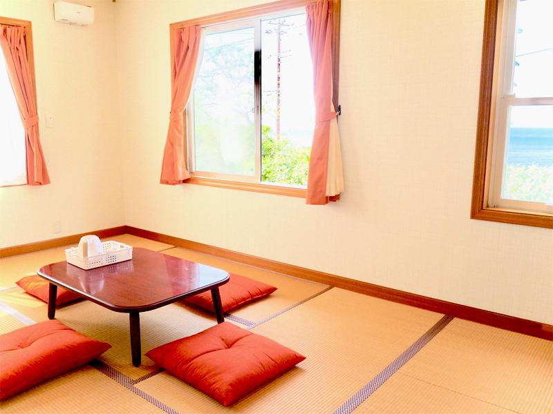 1階海側-角部屋和室